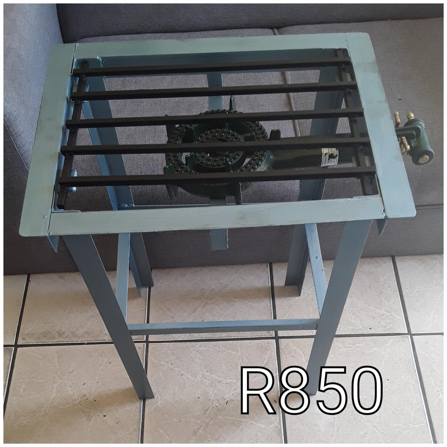 Gas Boiling Table/Stove