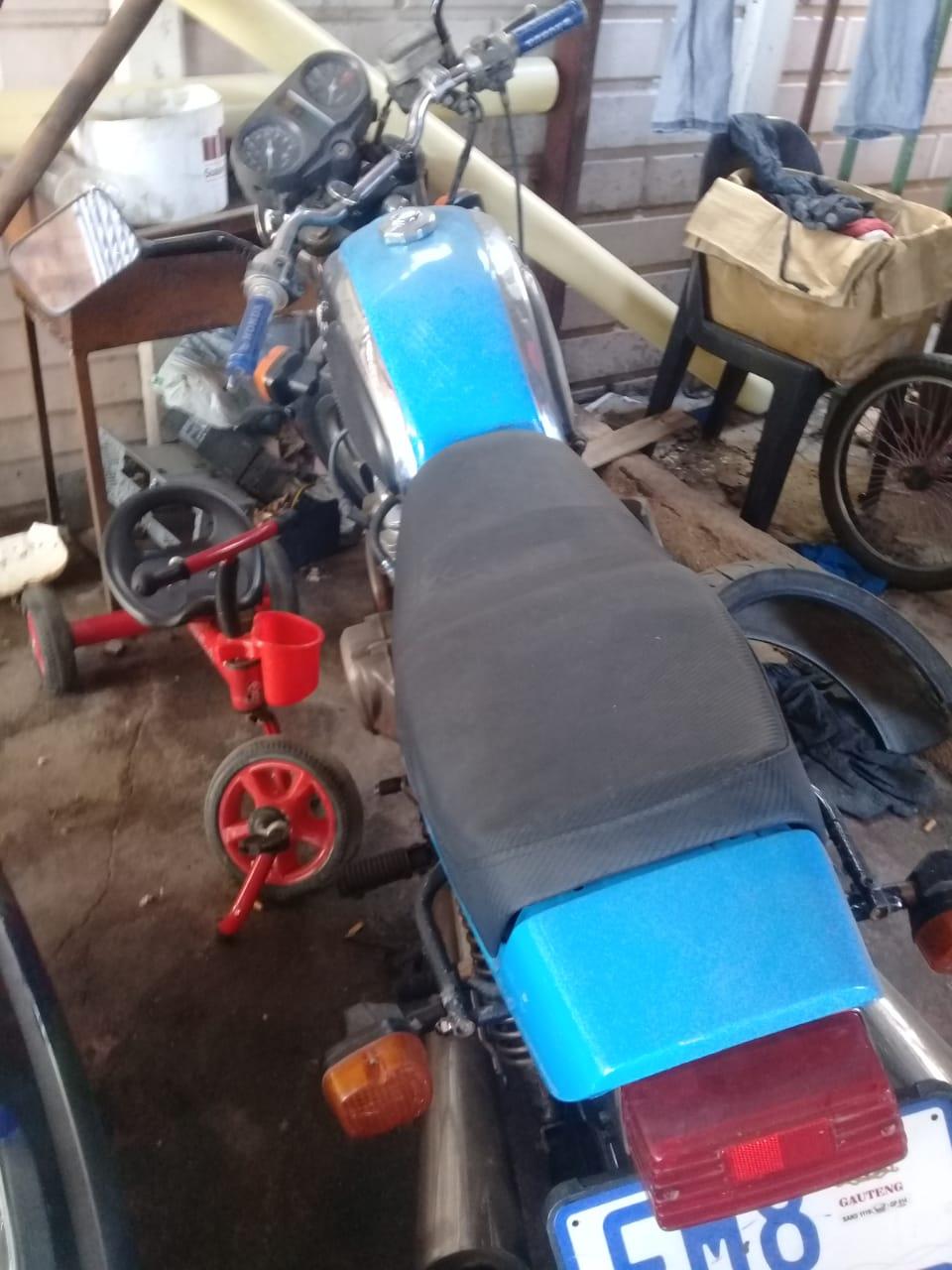 1984 Honda CB