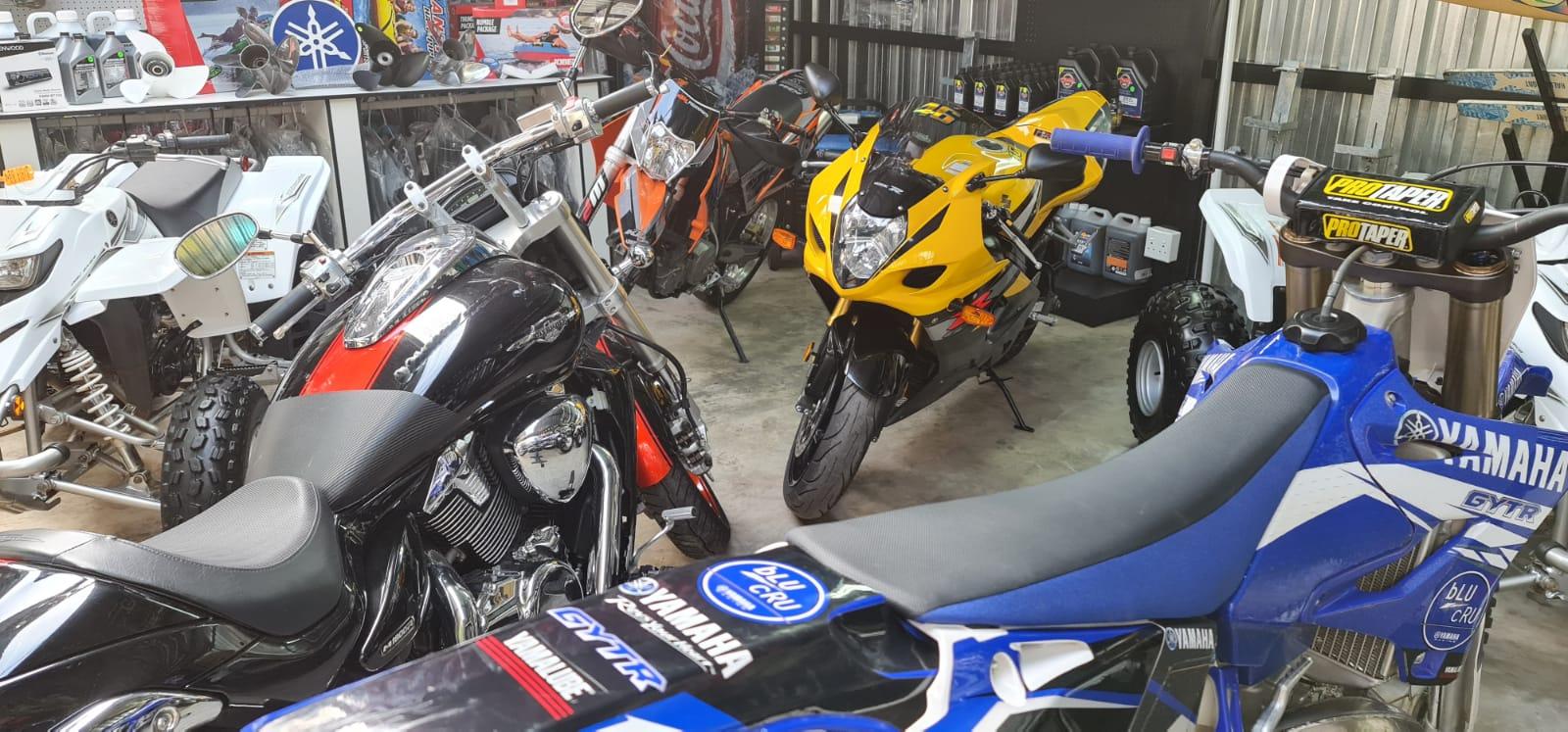 2012 Suzuki VZR