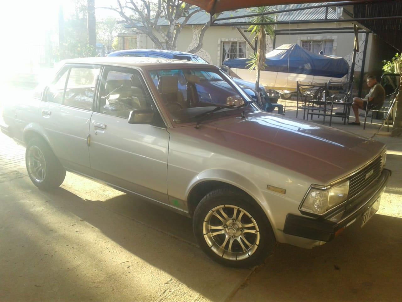 1982 Toyota Corolla