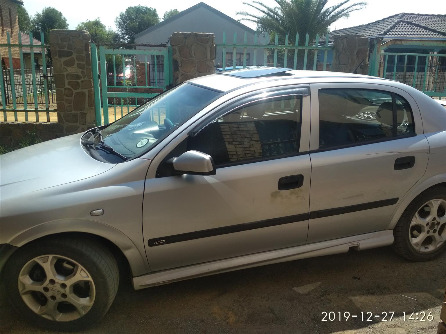 2003 Opel Astra 1.8 Enjoy
