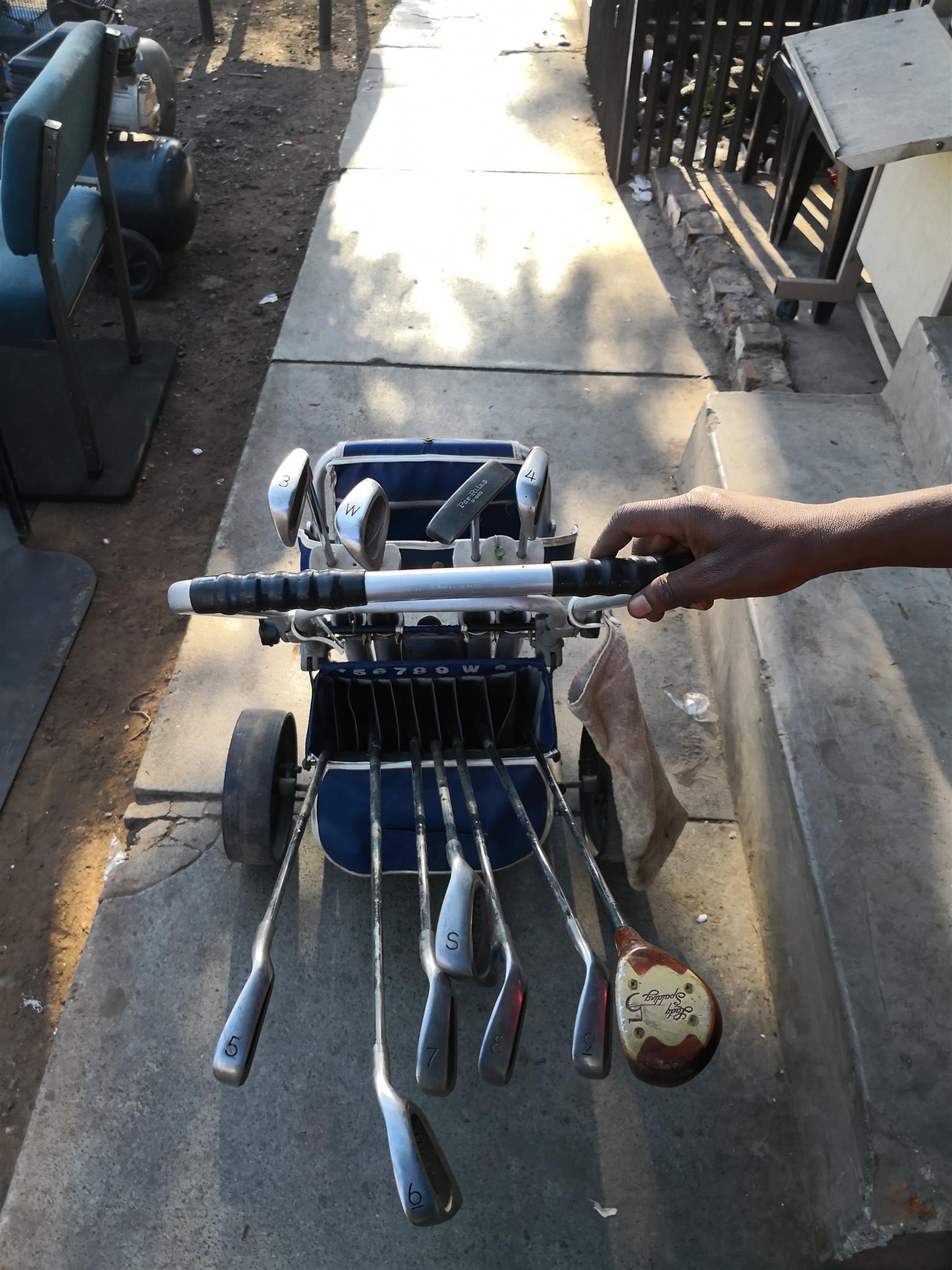 Golf kits complete set