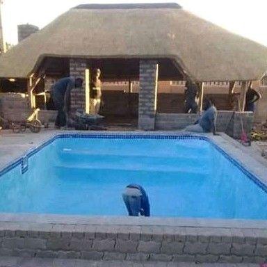 Swimming pool renovations