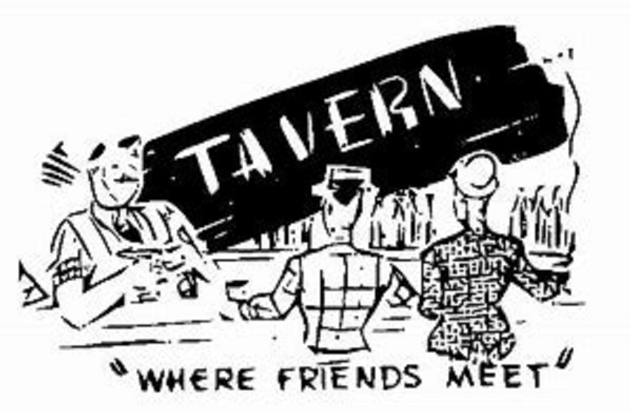 Tavern established for many years !