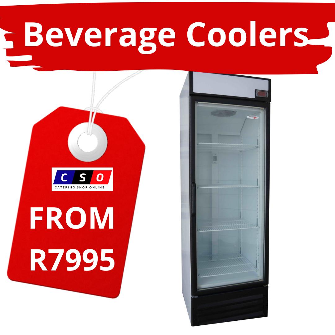 Beverage Cooler Single Door