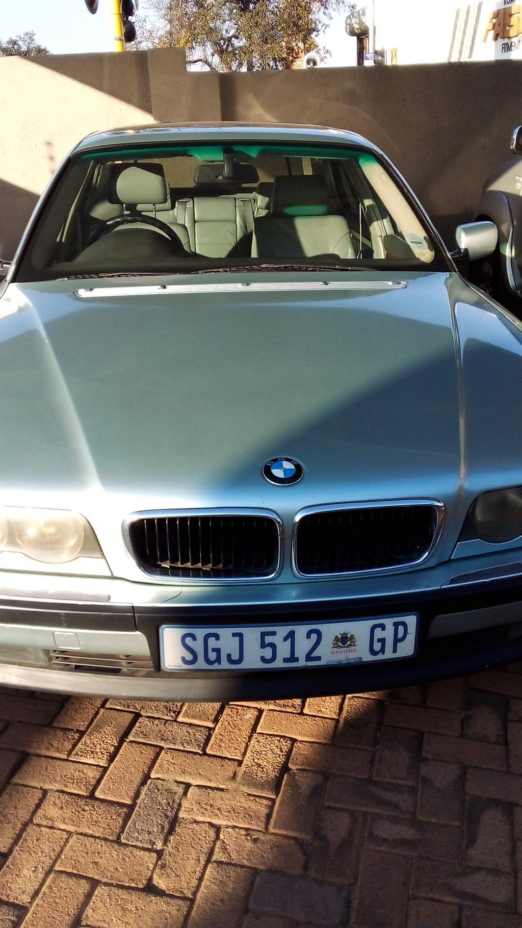 BMW 7 SERIES 2010 4 DOORS AUTOMATIC