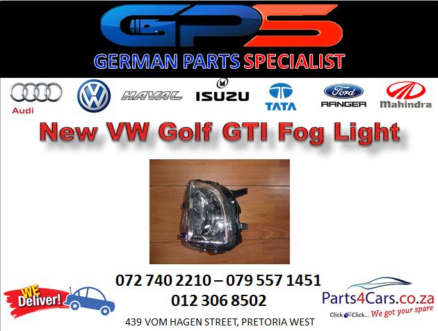 New Golf GTI Fog Light for Sale