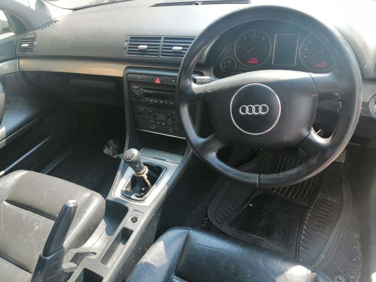 2004 Audi A4 2.0TFSI