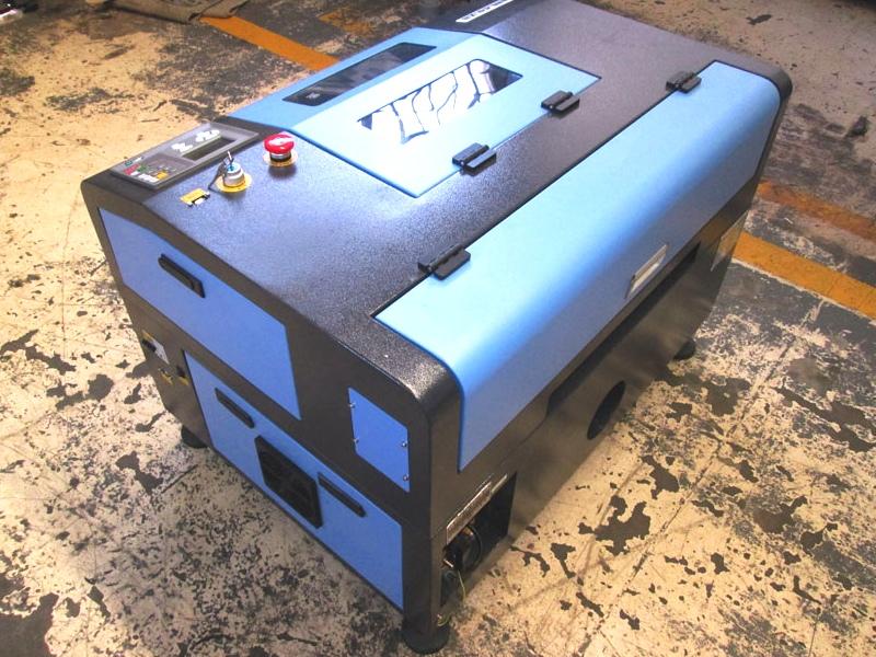 LC-1390/D150 TruCUT Standard Range 1300x900mm Cabinet Type, Double Laser Head Laser