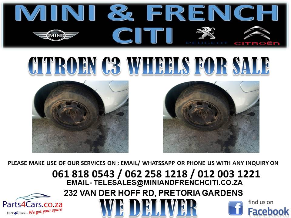 Wheels, Rims and Tyres Other Wheels, Rims and Tyres