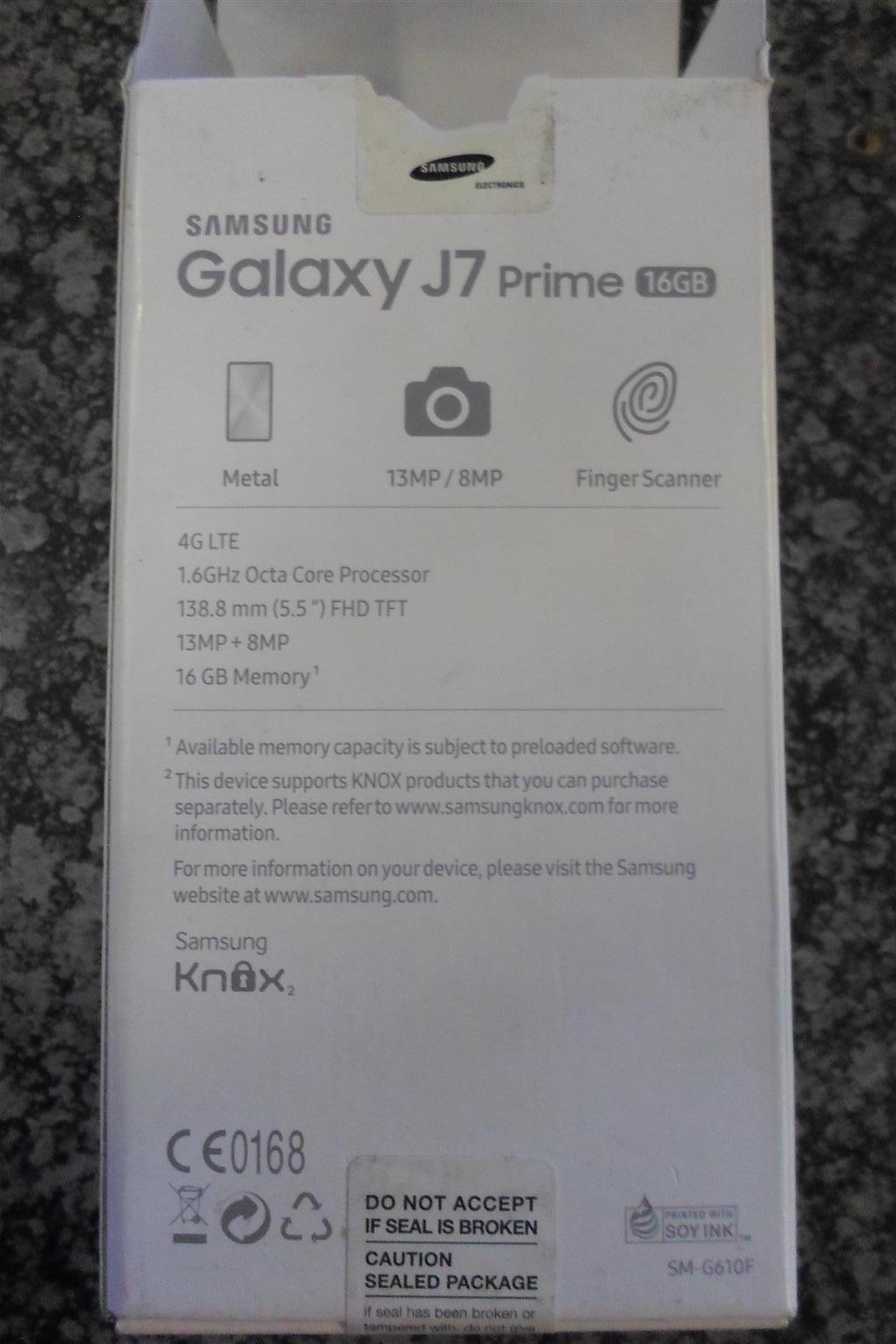 16GB Samsung Galaxy J7 Prime - C033042330-1