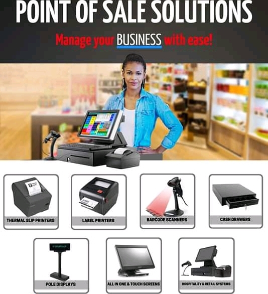 Robotill Point of sale