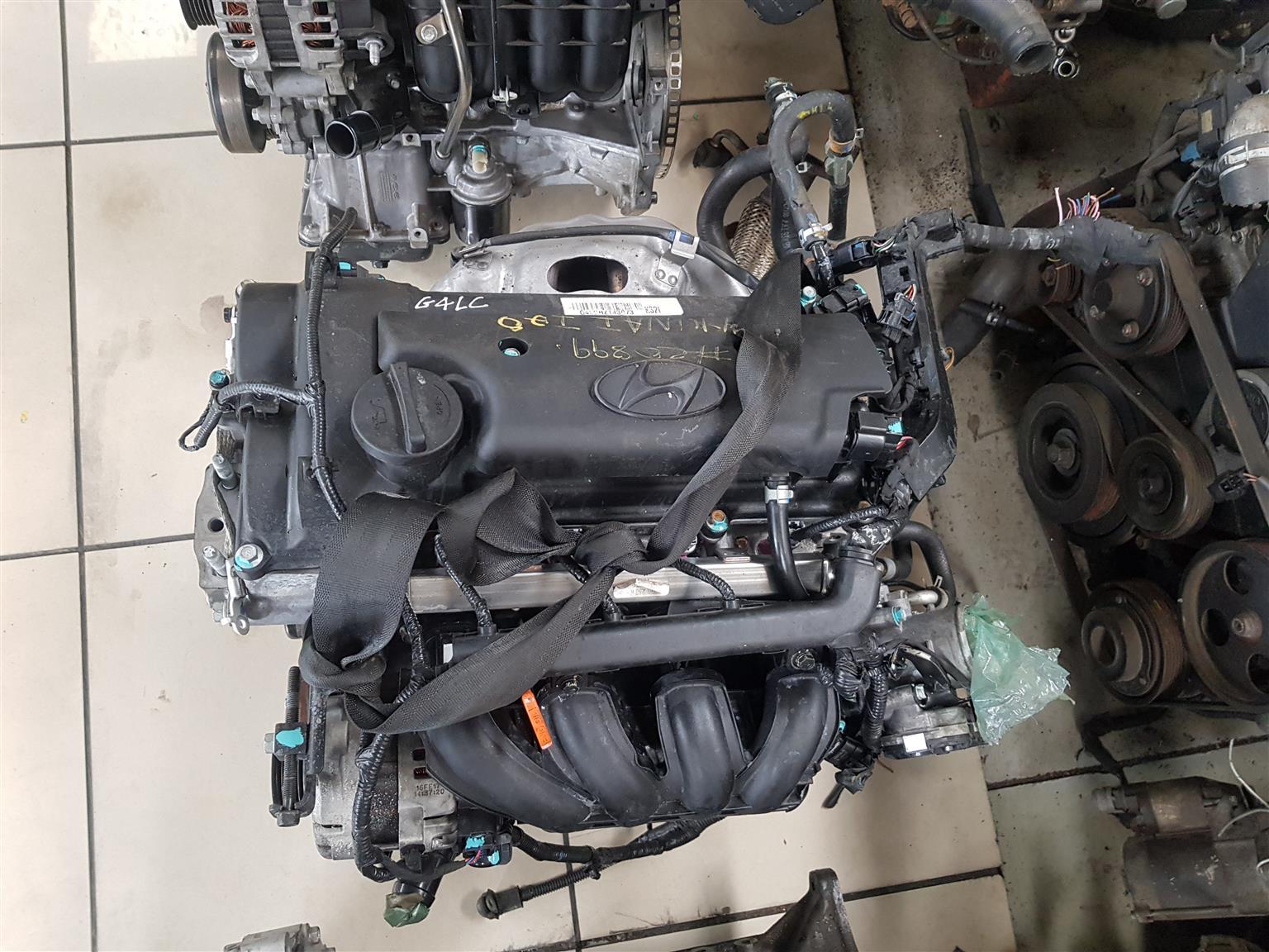 HYUNDAI ELANTRA I20 (G4LC) ENGINE FOR SALE