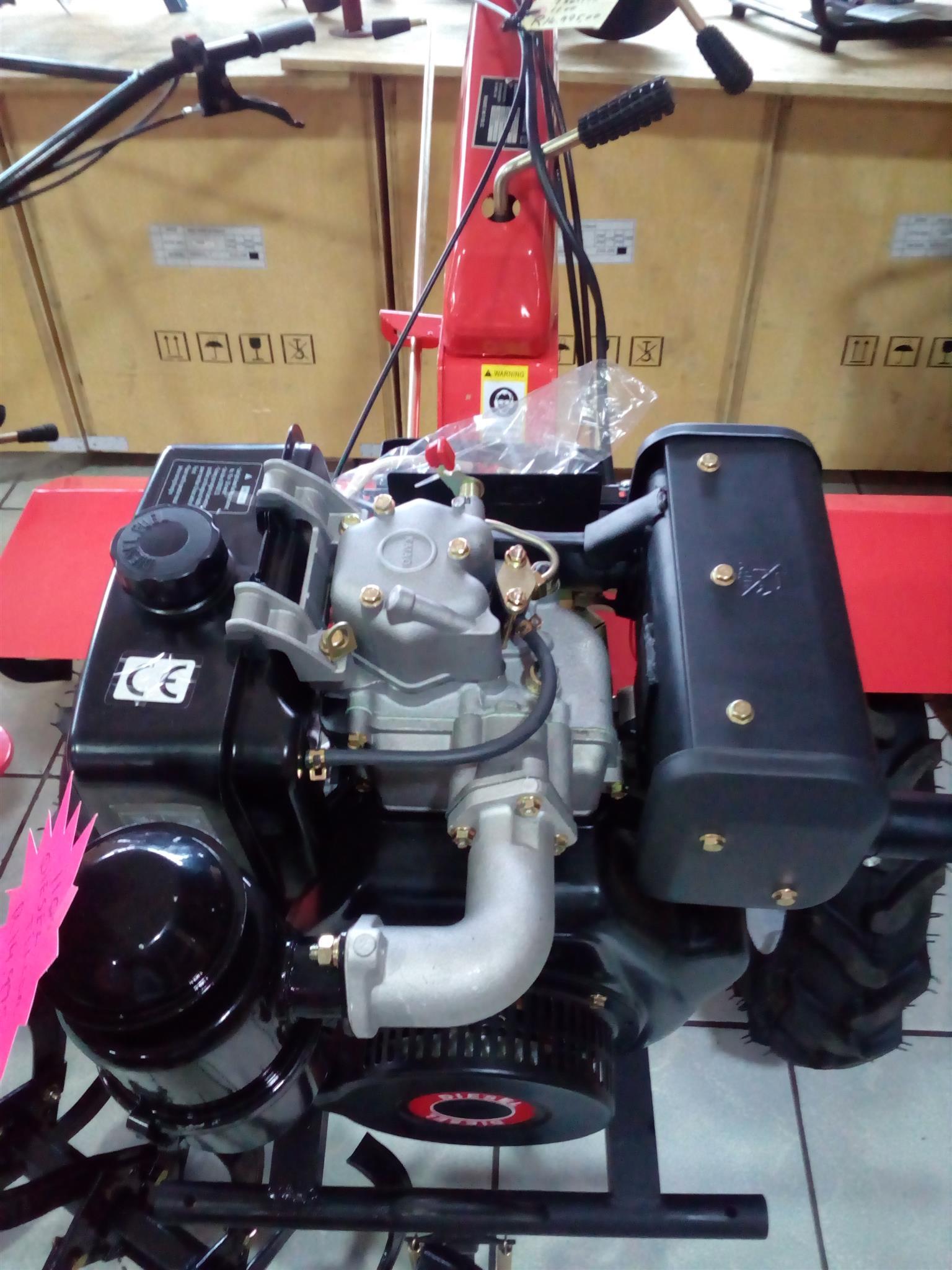 Magnum 1100B/9hp Diesel cultivator Price included Vat