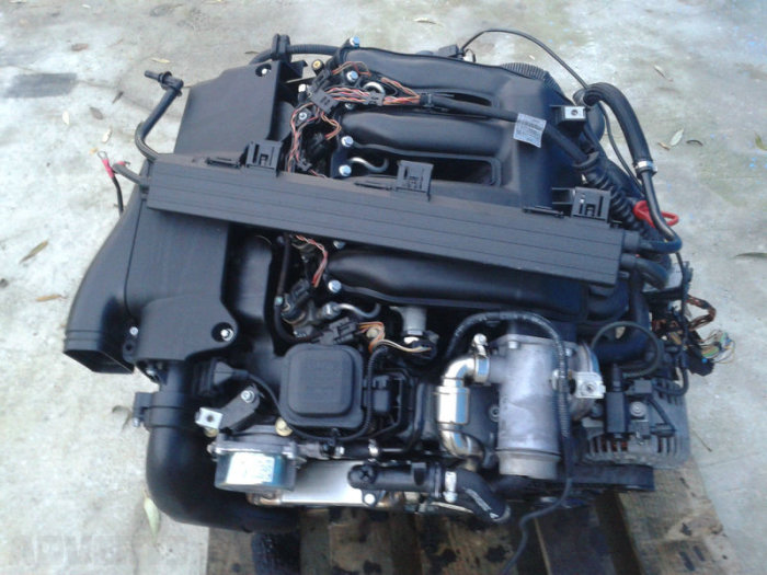 Complete Second hand used BMW ENGINES