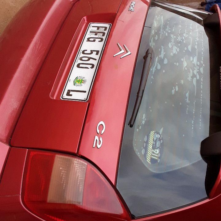 2010 Citroen C2 1.6 VTS
