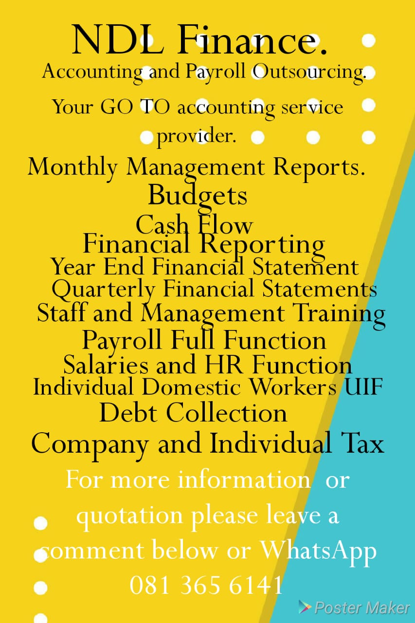 Outsourced Accounting and Payroll