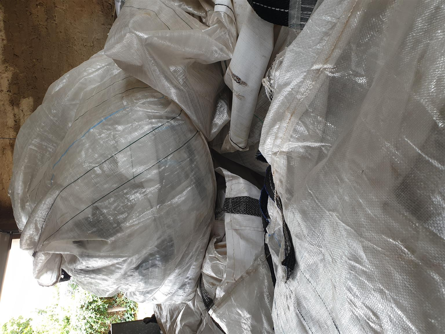 Bags One tonne bags