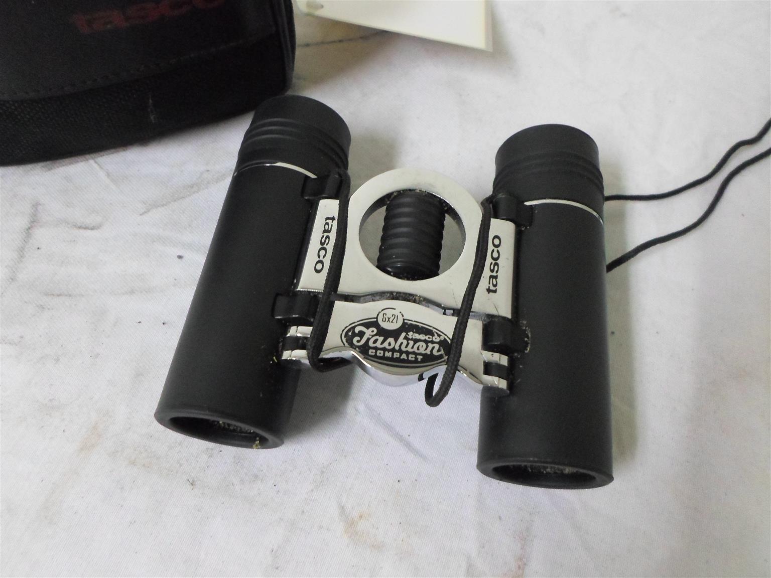 Binocular Tasco 6x21