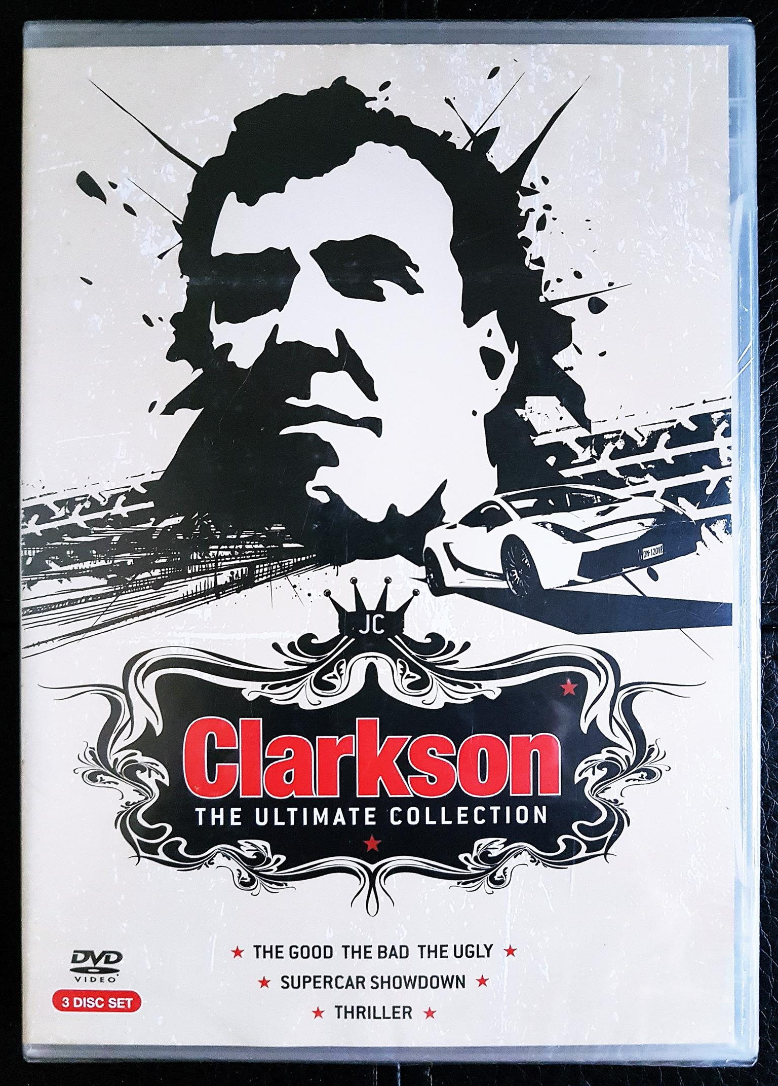 Clarkson Ultimate Collection (DVD)