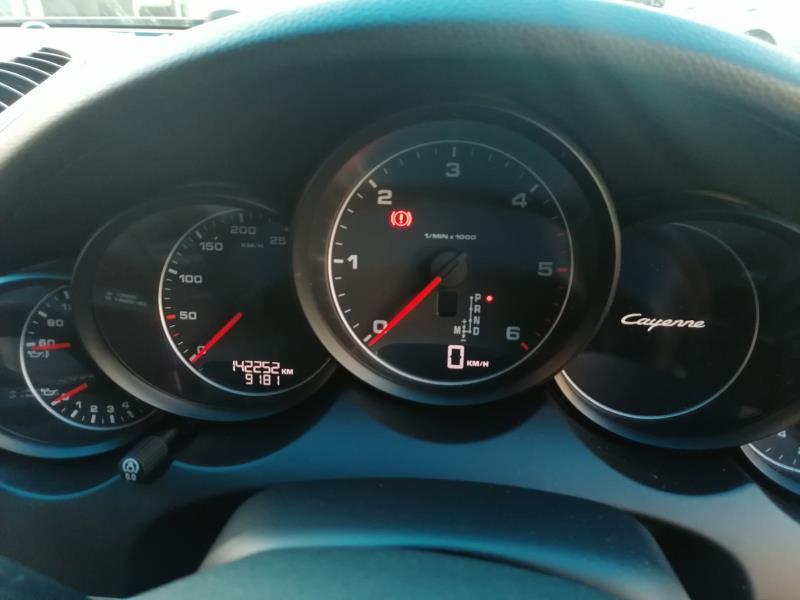 2014 Porsche CAYENNE Cayenne diesel