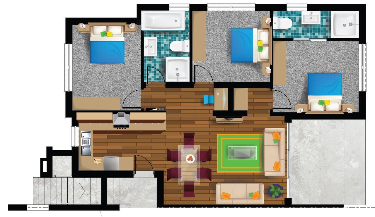 Apartment For Sale in De Velde