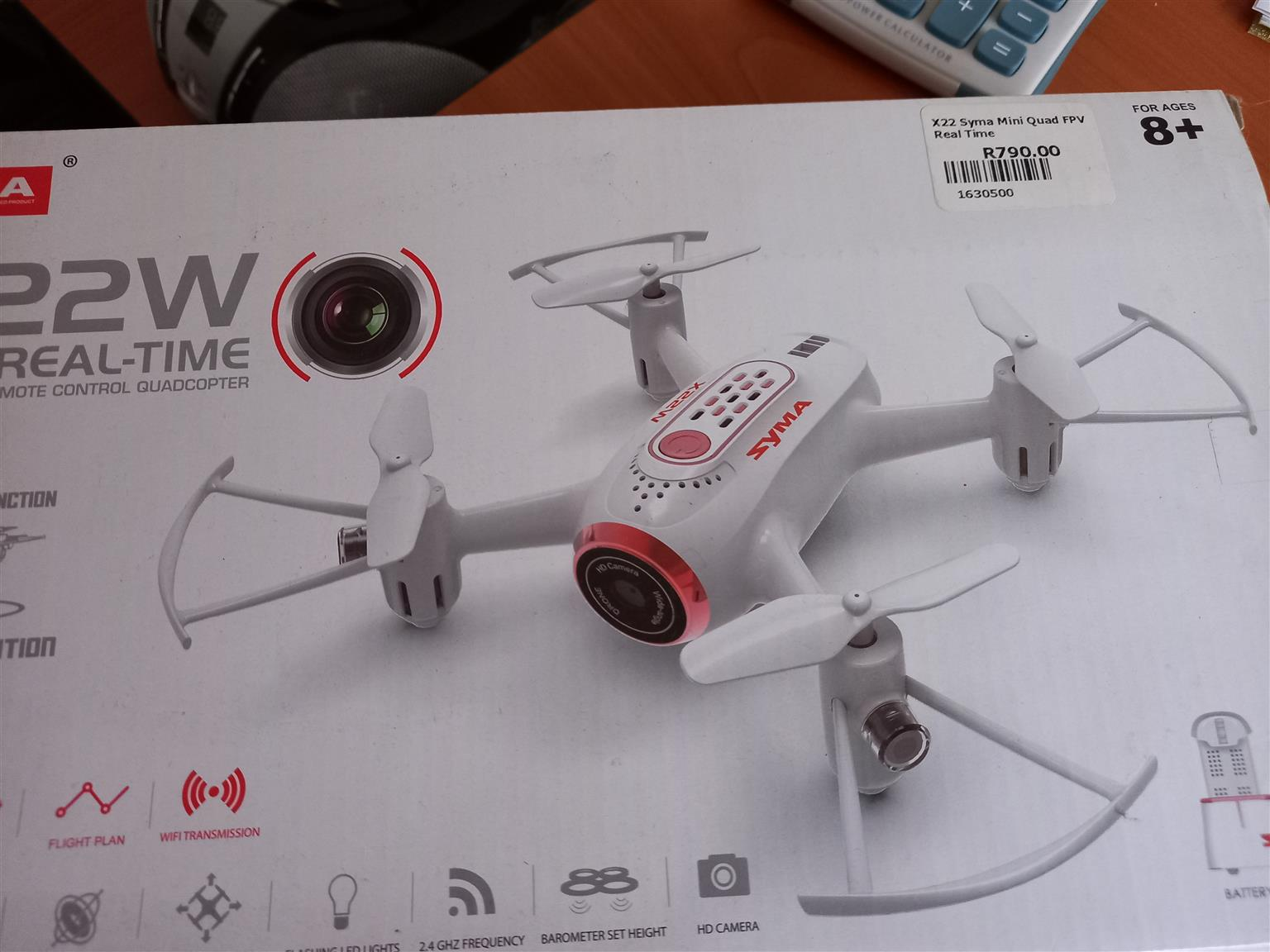 Drone For Sale...Good as new only used once or max 5 times
