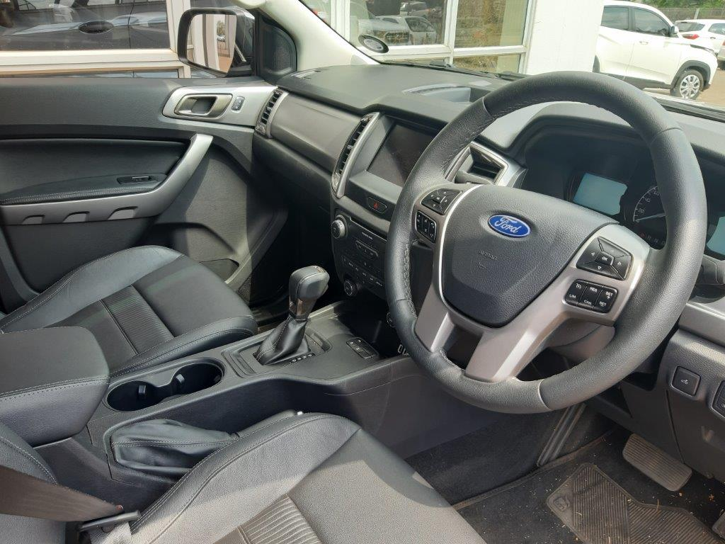 2020 Ford Ranger 3.2 double cab Hi Rider XLT auto