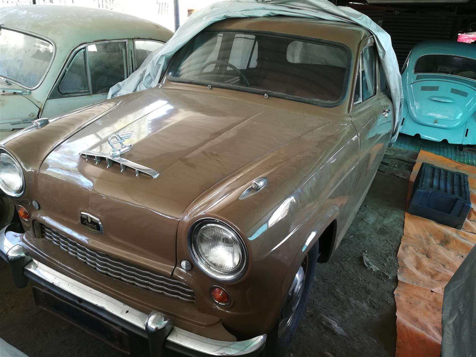 1961 Austin A40
