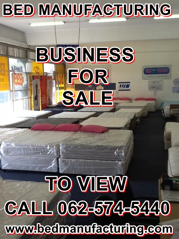 Bed Business for sale R140 000