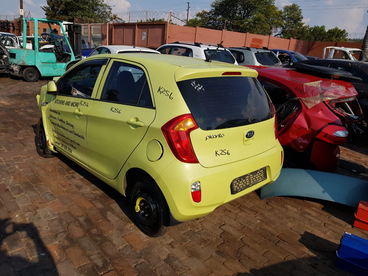 KIA Picanto Parts and Spares for sale at DTB Spares