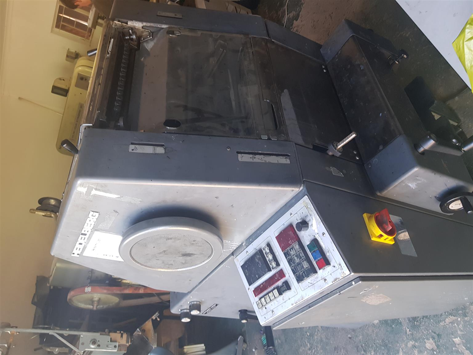 Heidelberg – T – Printing Machine for sale!!