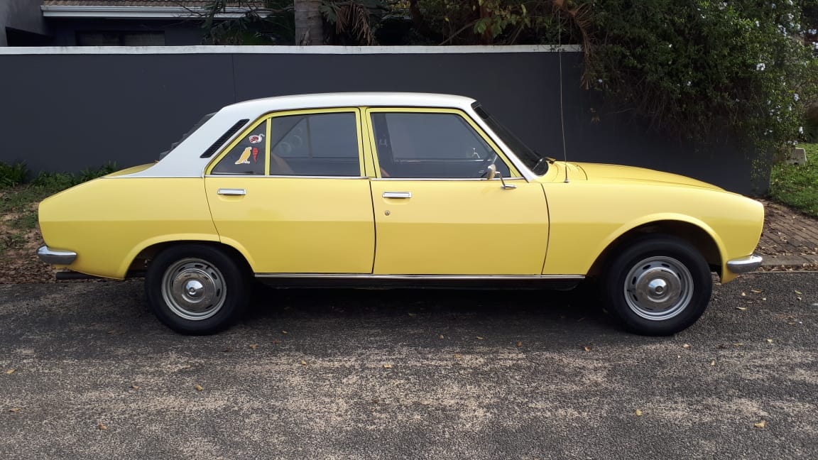 Beautiful 1977 Peugeot 504 GL Automatic for Sale