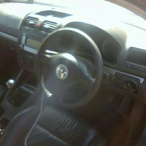 2006 VW Golf 2.0FSI Sportline