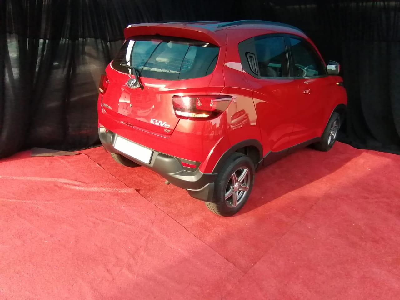 2016 Mahindra KUV100 1.2 D75 K6+