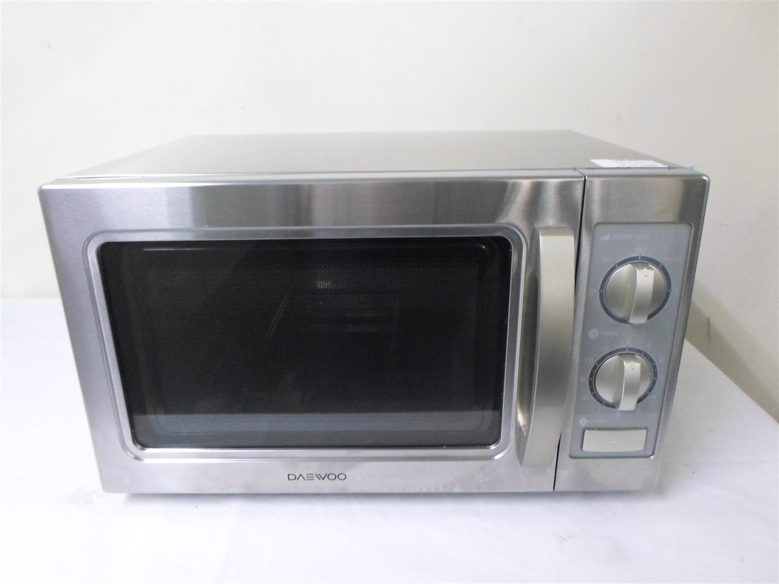 Microwave Oven Daewoo KOM-9P35 Commercial 1600W