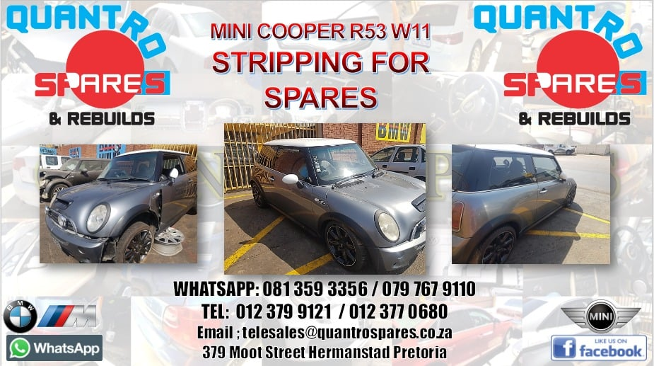 Cars for Stripping Mini