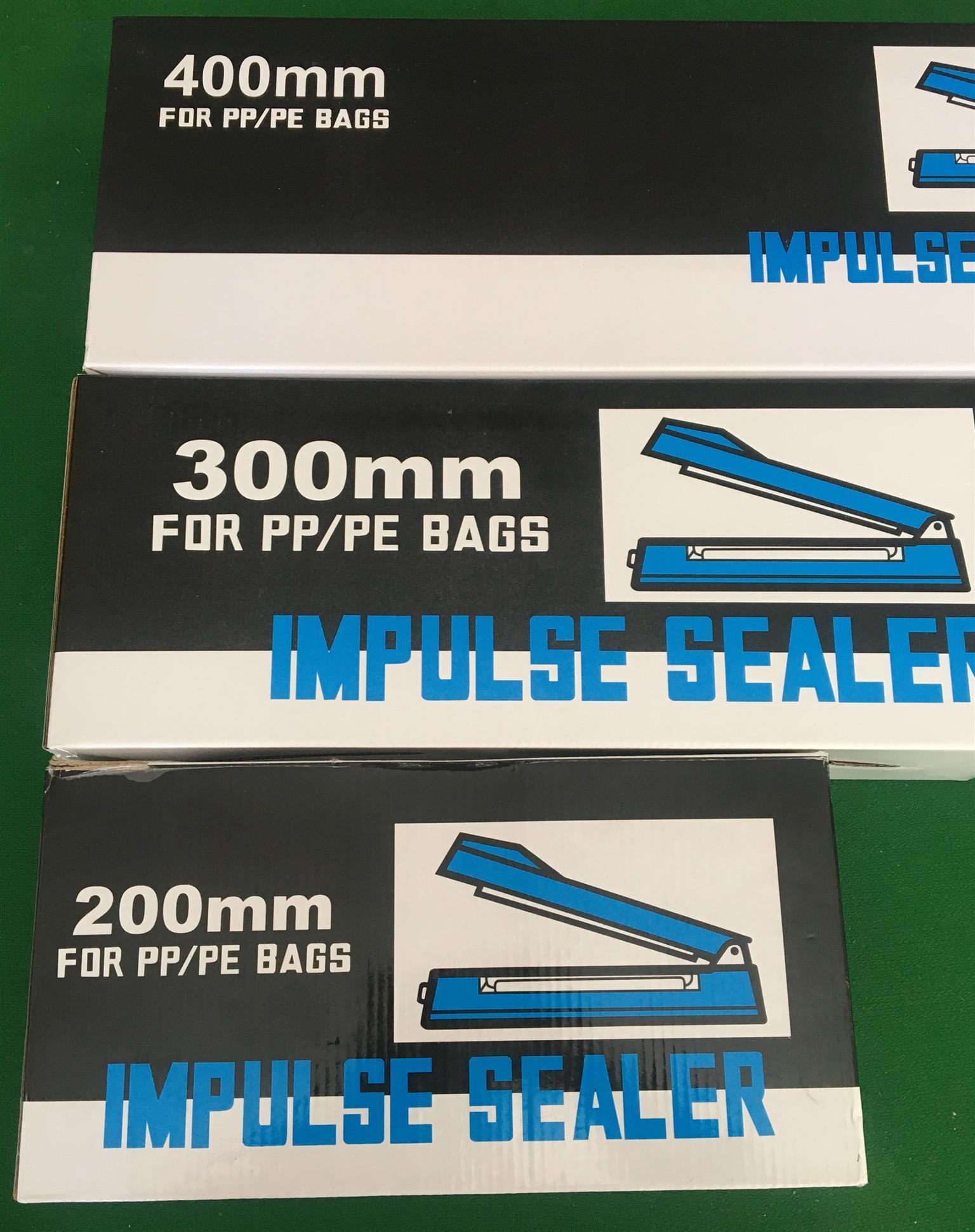 Hand Impulse Heat Sealers