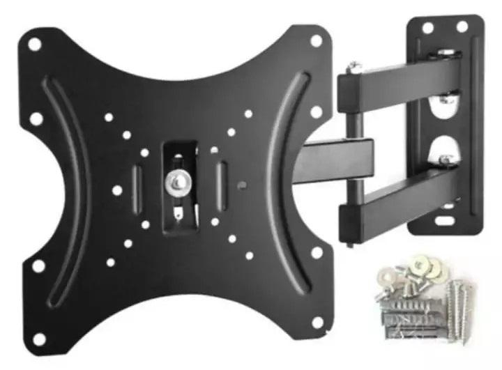TV Wall Mount Bracket, Full Motion Cantilever Wall Mount 14 to 42 inches. NEW