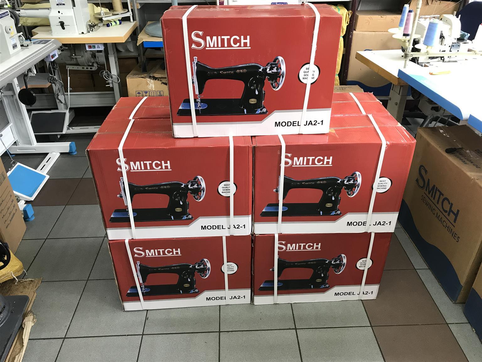 Brand new SMITCH Hand sewing machines