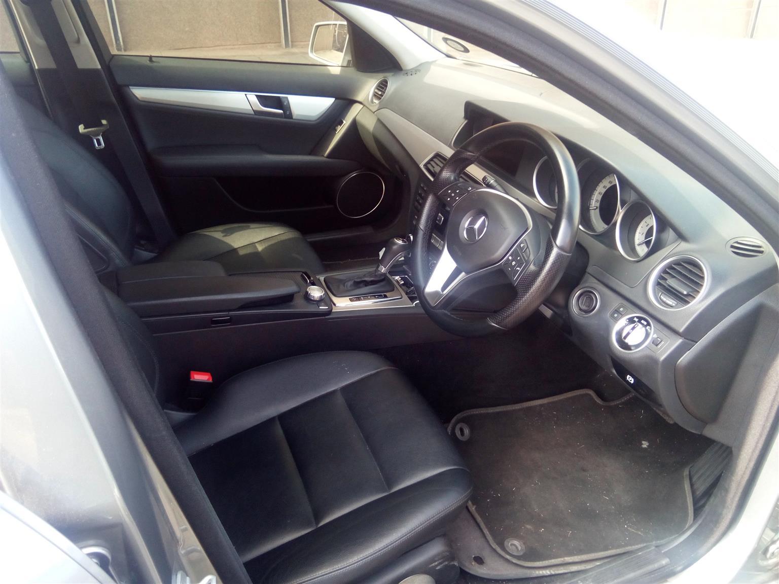 2011 Mercedes Benz C Class C180 estate Avantgarde