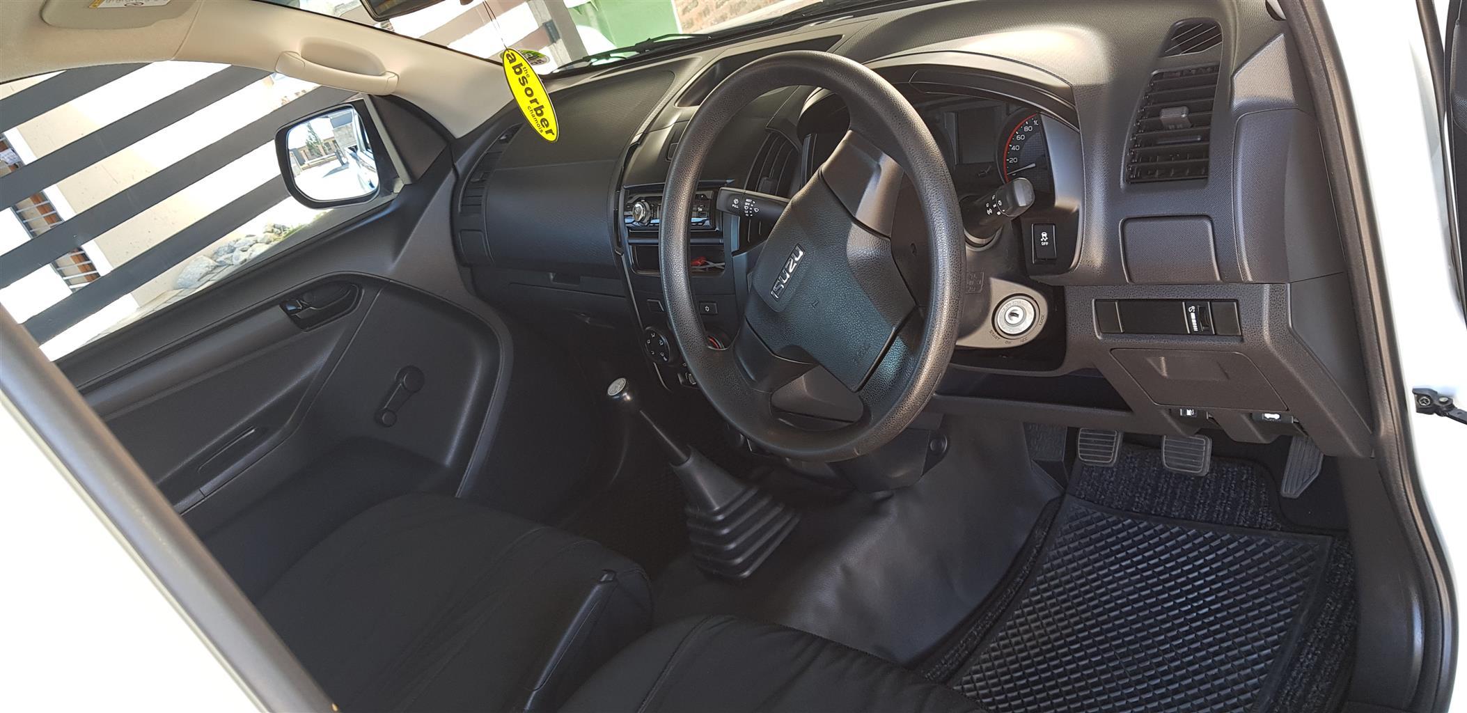 Isuzu KB single cab