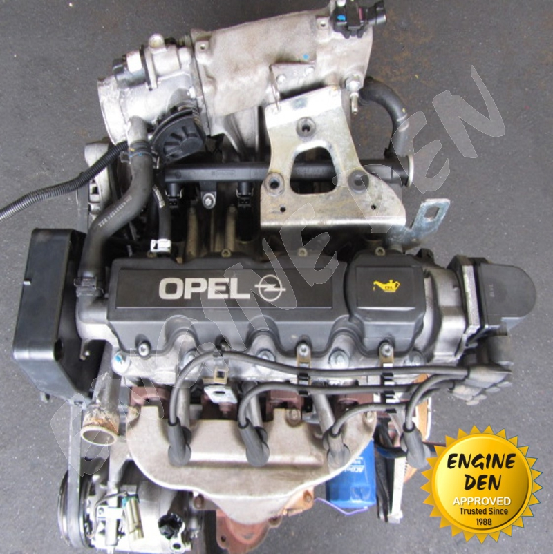OPEL ASTRA 2.0L 16V C20SEL USED ENGINE