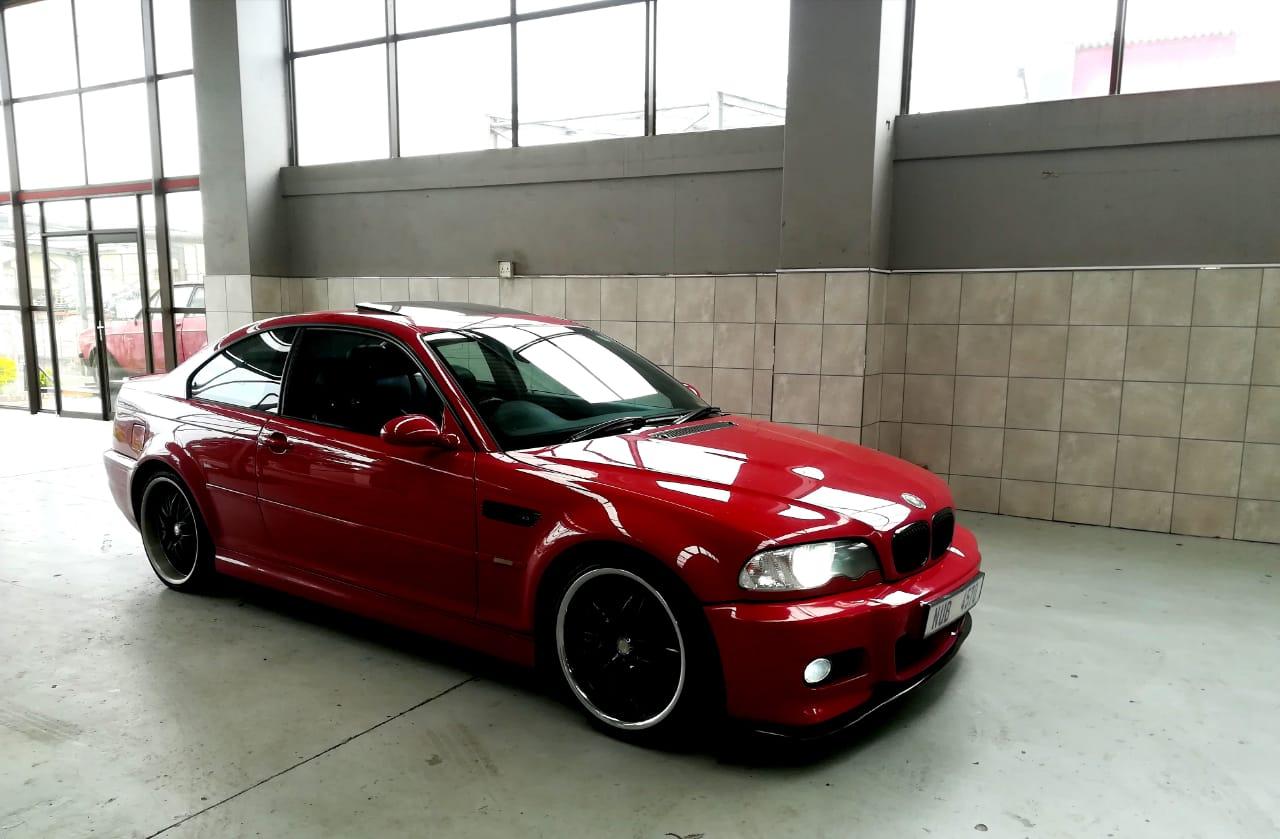 2001 BMW M3 30 Jahre  Edition