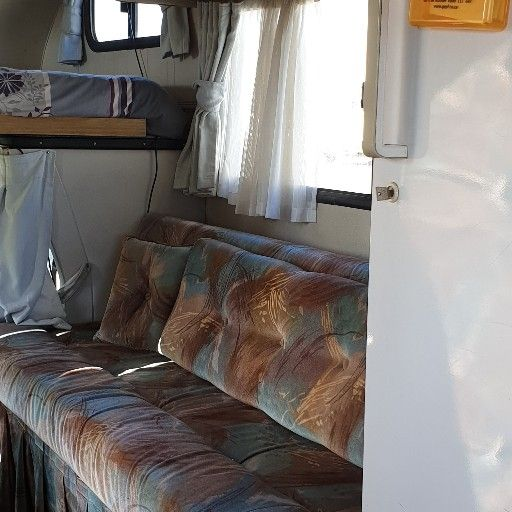 nissan Pacer motorhome