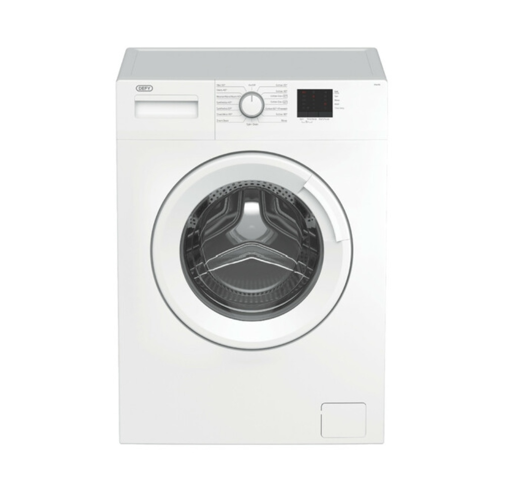 Frontloader DEFY washing machine,Still has store guarantee. Only 6 months old.