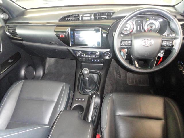 2018 Toyota Hilux double cab HILUX 2.8 GD 6 RB RAIDER P/U D/C