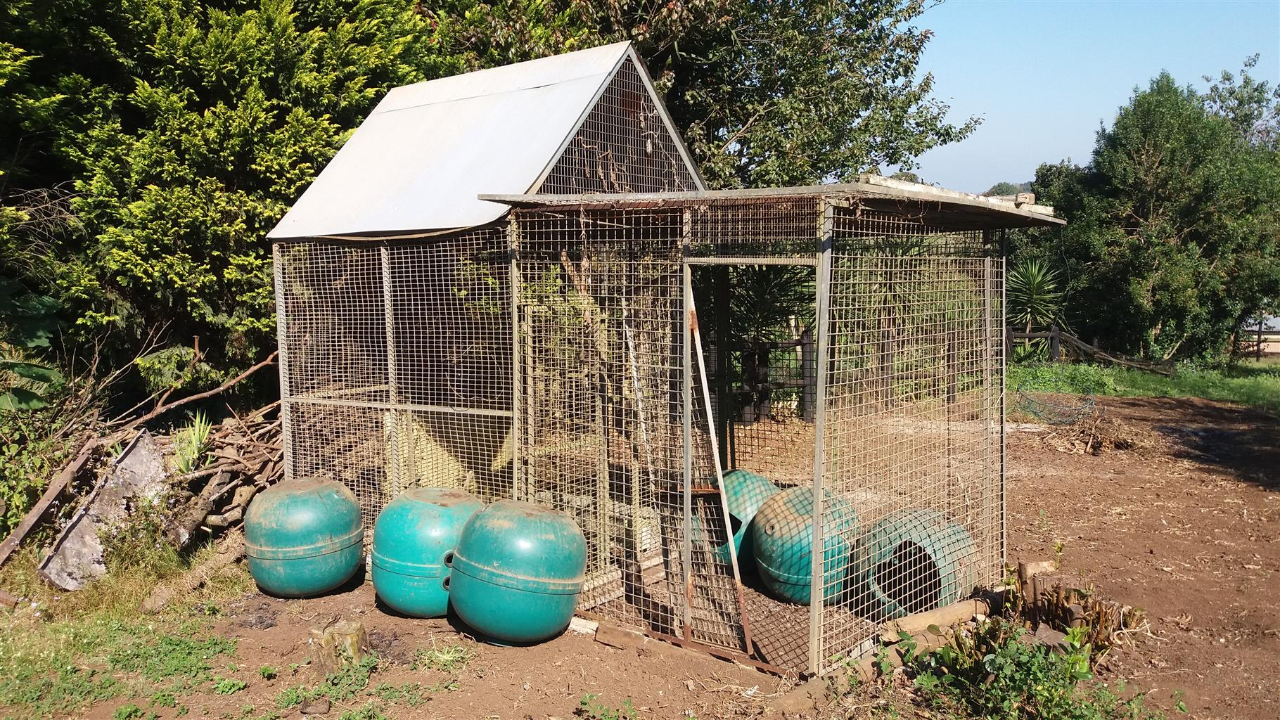Chicken Cage and other cages