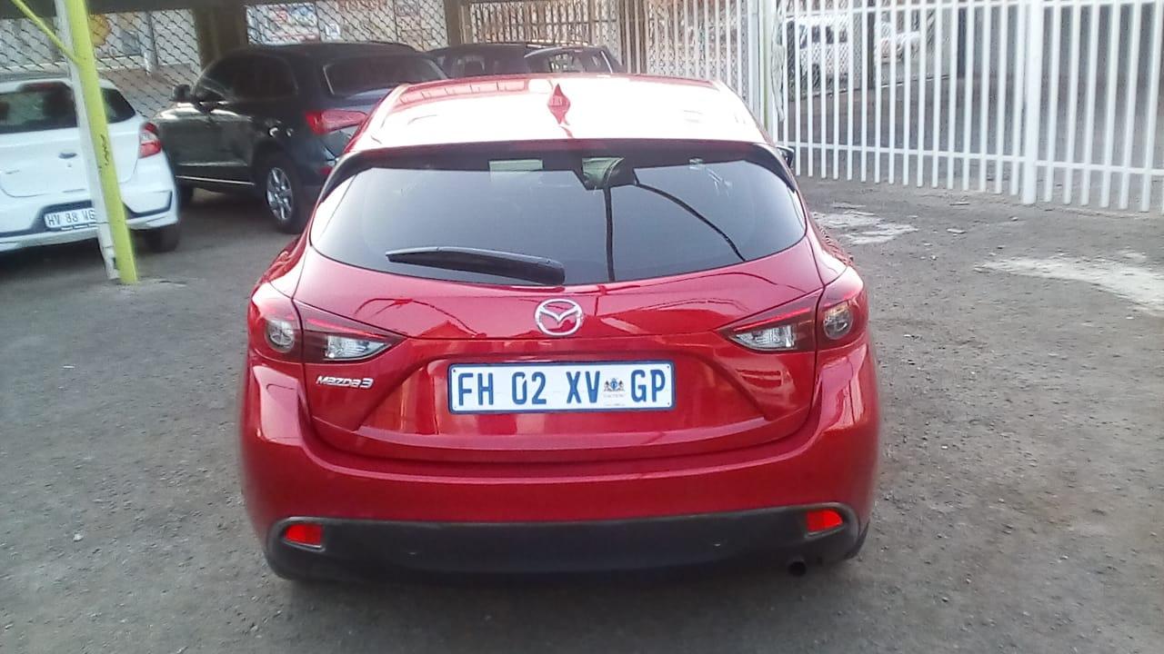 2016 Mazda Mazda3 hatch 1.6 Active