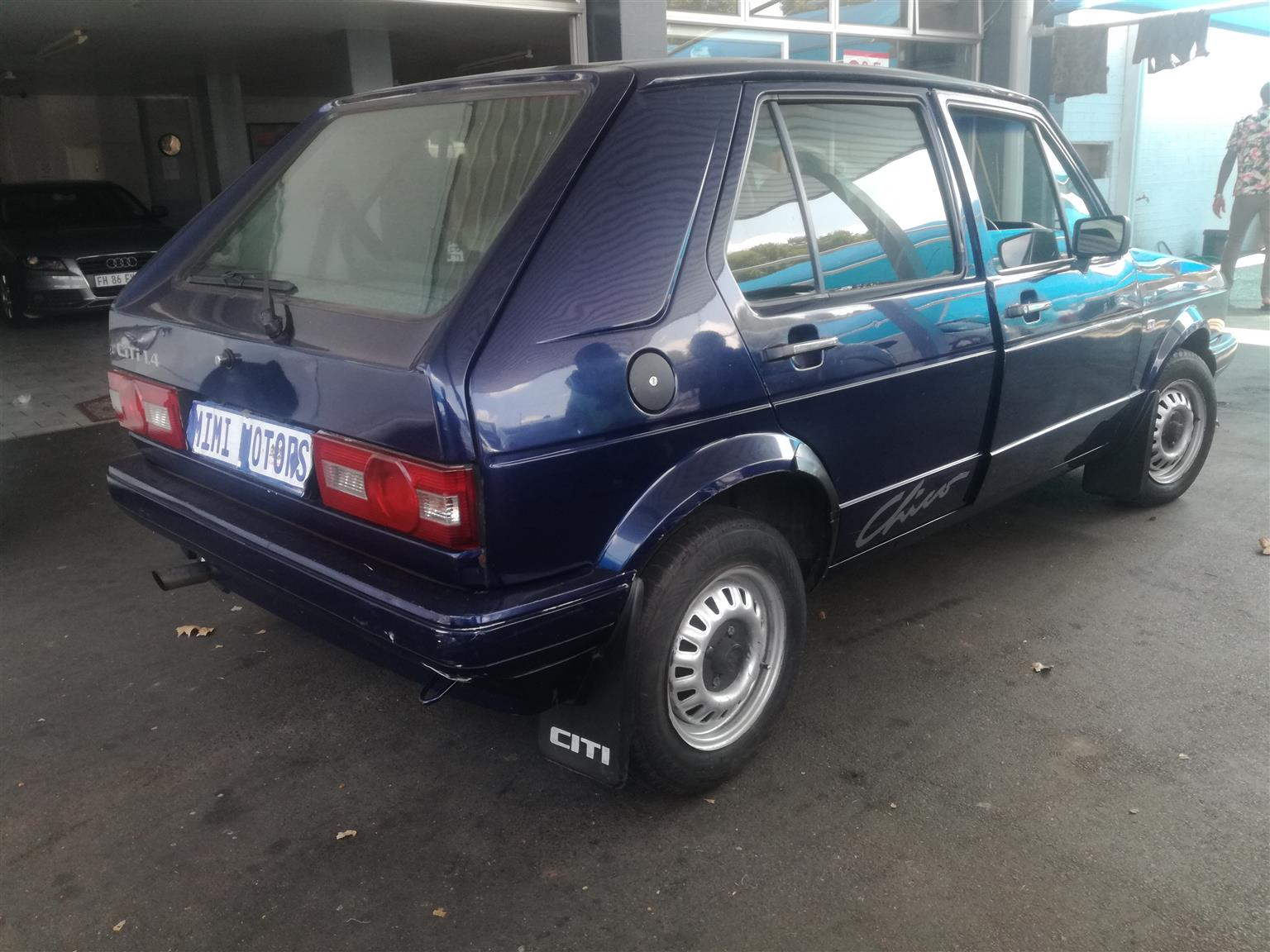 2003 VW Golf 1.4TSI Comfortline